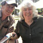 Arnie Gamble and Erin O'Toole